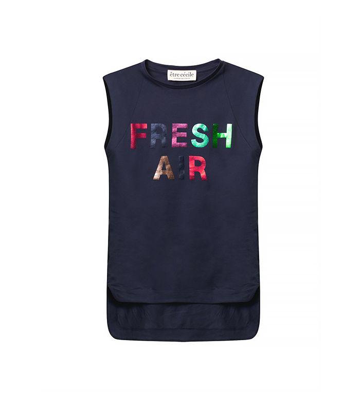 Etre Cécile Fresh Air Print T-Shirt ($97) // #fashion #style