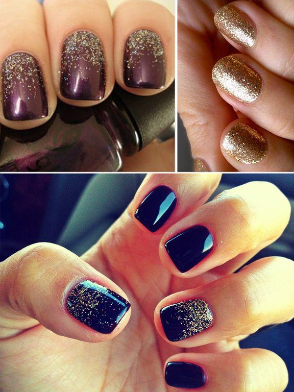Manicura para uñas cortas; Ideas e inspiración | bypeopl: