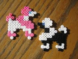 Image result for perler bead patterns animals