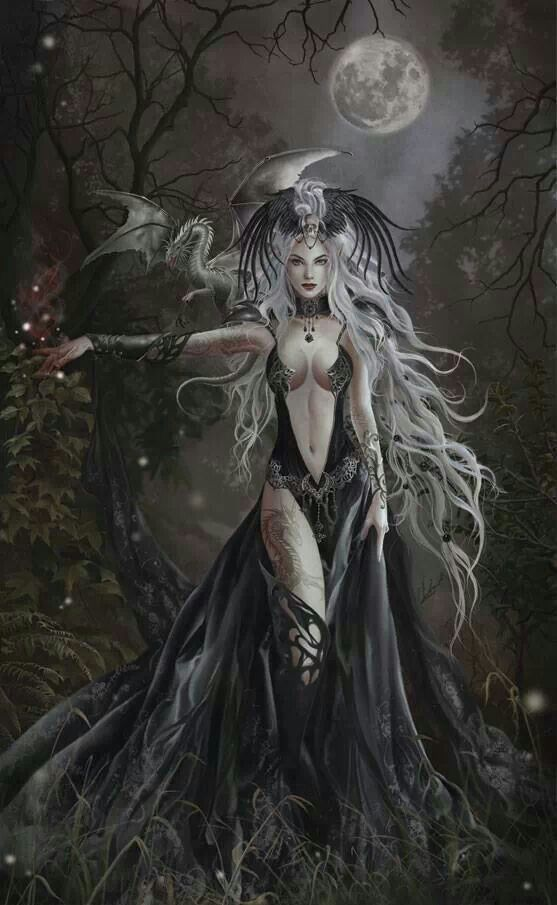 102 Best Princesses & Witches Art Images On Pinterest