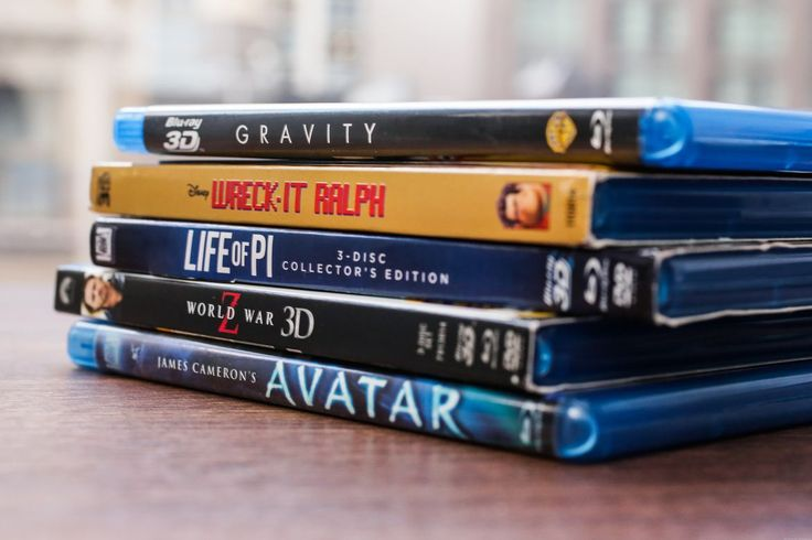 3D hasn't taken the home-theater world by storm, but a lot of new TVs are 3D-enabled, so we put together a list of top 3D Blu-ray movies you might consider buying.