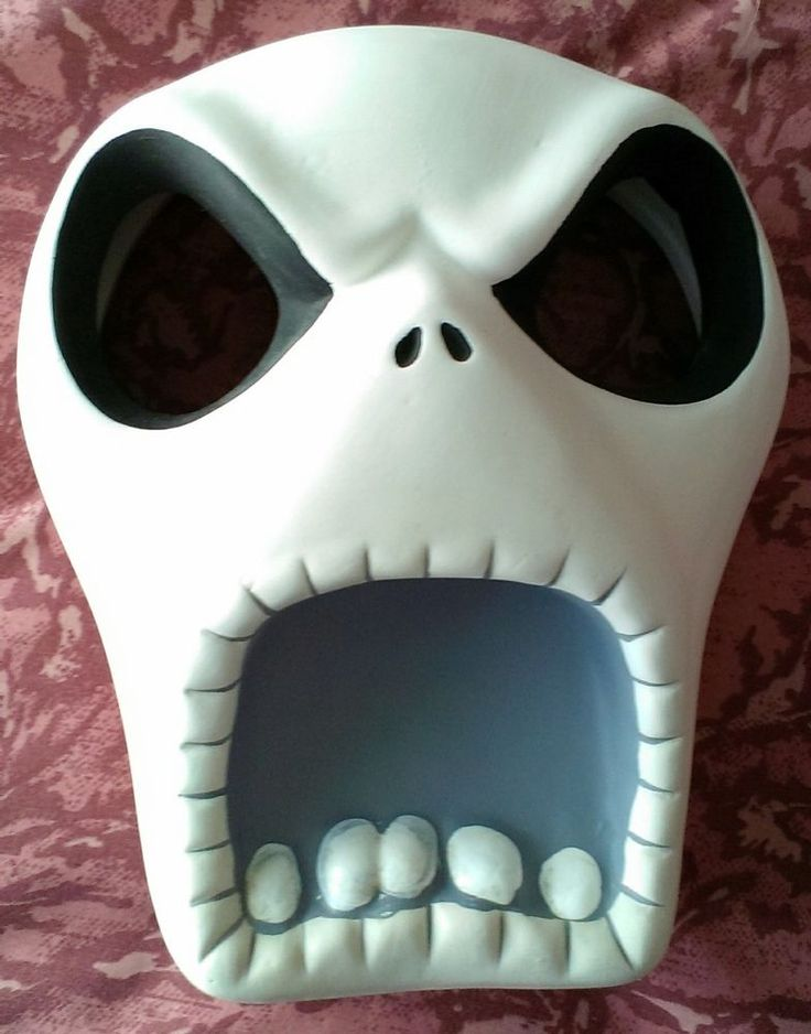 Neca Jack Skellington Mask Wall Hanging Rare Faces of Jack Angry 2004
