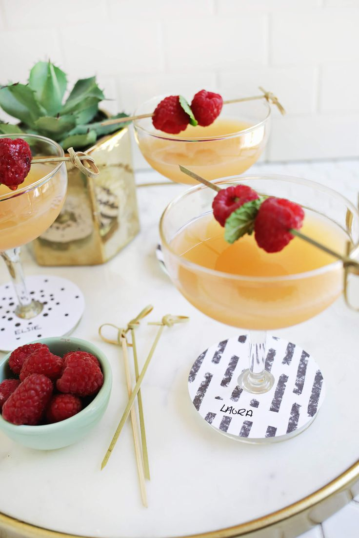 Make these printable drink tags for your next party! (click through for more!)