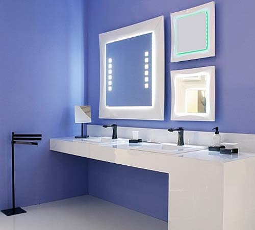 137 Best LED Lighting For Bathrooms Images On Pinterest | Room, Bathroom  Ideas And Architecture