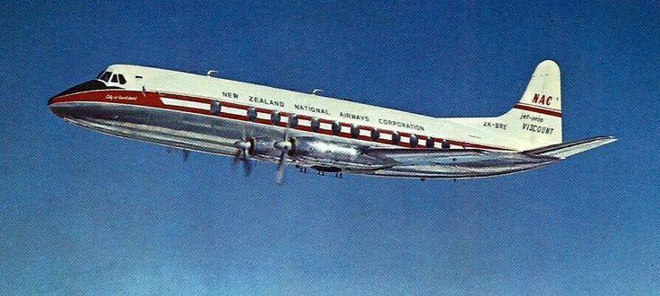 NAC Vickers Viscount