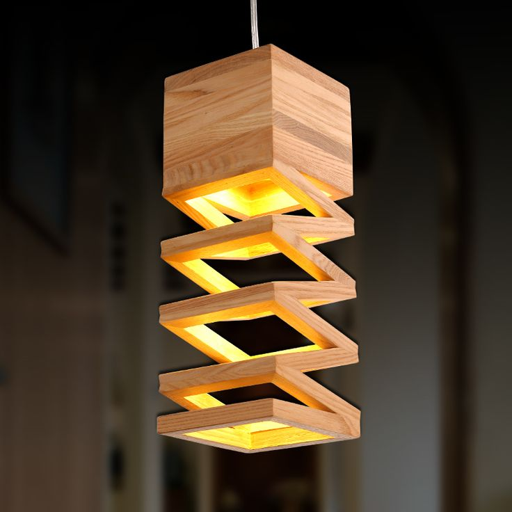 Cheap hanging lighting fixtures, Buy Quality light fixtures directly from China lamps restaurant Suppliers: Modern Lamps Pendant Lights Wood Lamp Restaurant Bar Coffee Dining Room LED Hanging Light Fixture Wooden Free Shipping