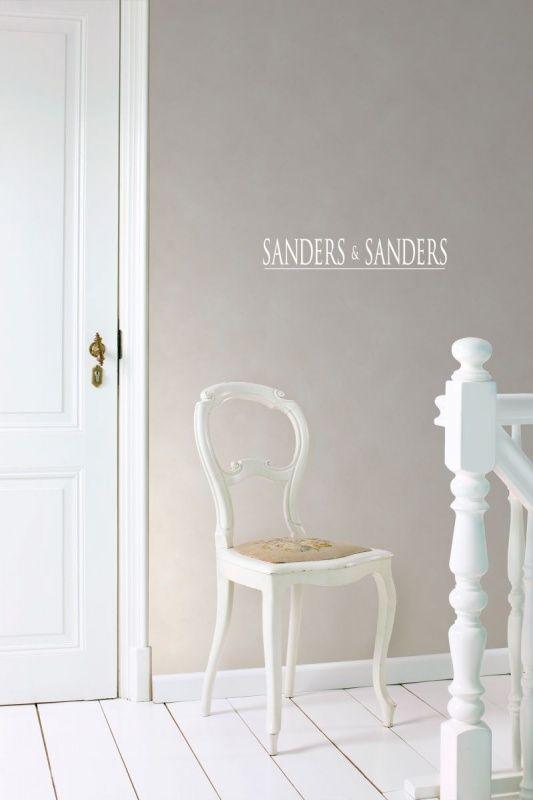 Sanders & Sanders Trends & More behang 935209   Uni Taupe