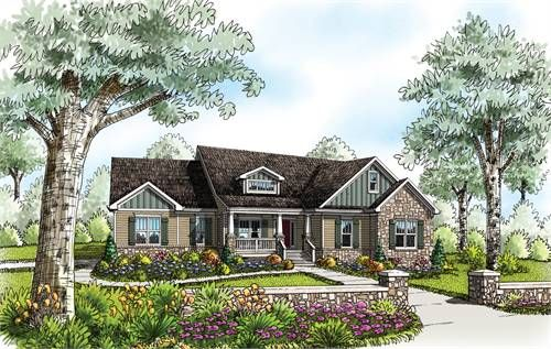 Our Custom House Plans | America's Home Place
