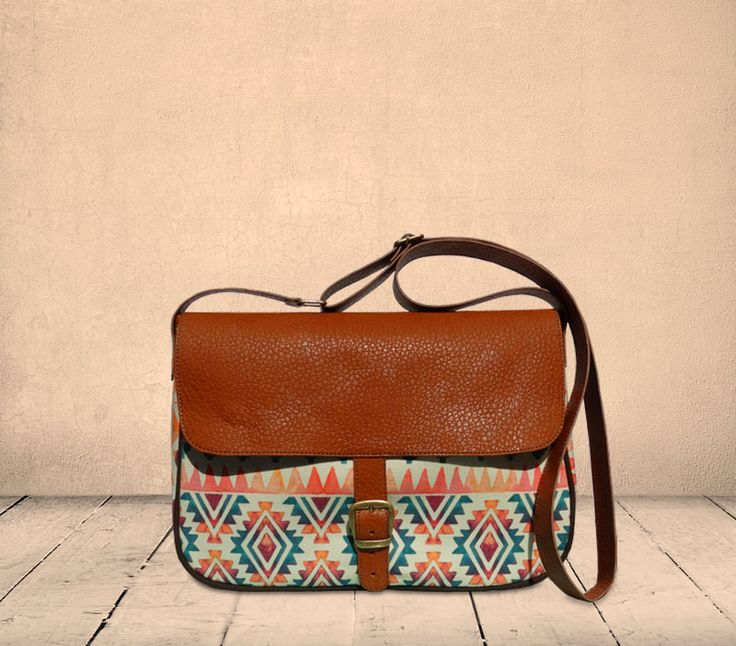 Ethnic Crossbody (single strap) by Art Brasilis.  Available exclusively at http://kulturebox.co.za in South Africa. #fairtrade #handmade #exclusive #southafrica