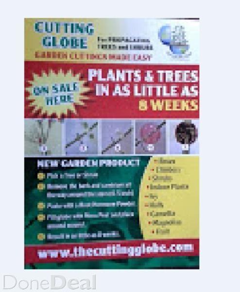 JOIN THIS FAST, EVER EXPANDING NETWORK OF SHOPKEEPERS ,MARKETEERS ,MEN AND WOMEN NOW SELLING THIS NEW EXCITING, UNIQUE GARDEN PRODUCT FROM HOME ,FACEBOOK,CAR BOOT SALES AND STALLHOLDERS   BE PART OF OUR TEAM NOW AND MAKE MONEY FROM YOUR OWN ARMCHAIR ...WE ALL LOVE GARDENING AND PLANTS FOR FREE ...ONLINE TRAINING ..FANTASTIC MARGINS CALL LIAM NOW ON 0879882804 OR fb me THE CUTTING GLOBE   limited places available ....thank you !! AS SEEN ON TV#xtor=CS1-41-[share]