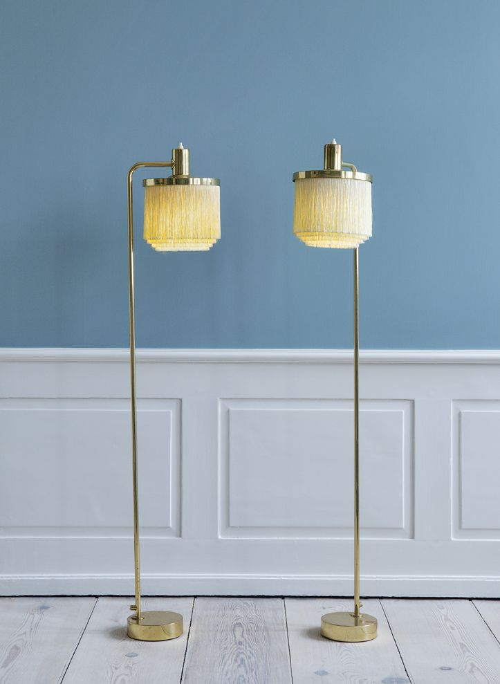 Pair of Floor Lamps : The Apartment