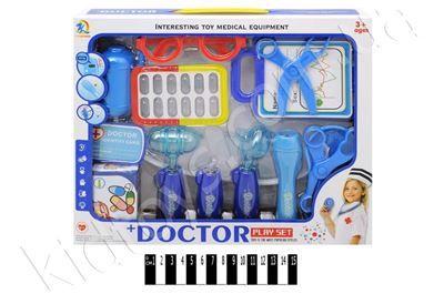 Лікарський набір http://kidtoys.com.ua/ua/div7701likarskij-nabir