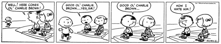 1950 – Peanuts by Charles M. Schulz is first published | ... on october 2 1950 the peanuts comic strip created by charles m schulz