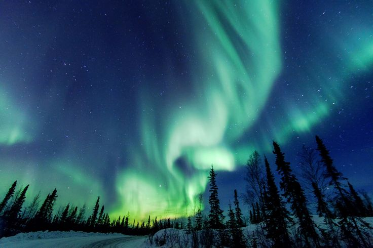 Look Up! You Could See the Northern Lights Tonight  - CountryLiving.com