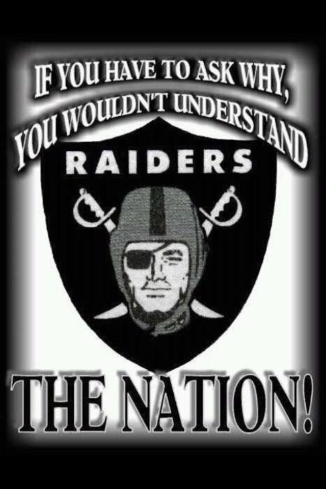 The oakland raiders essay