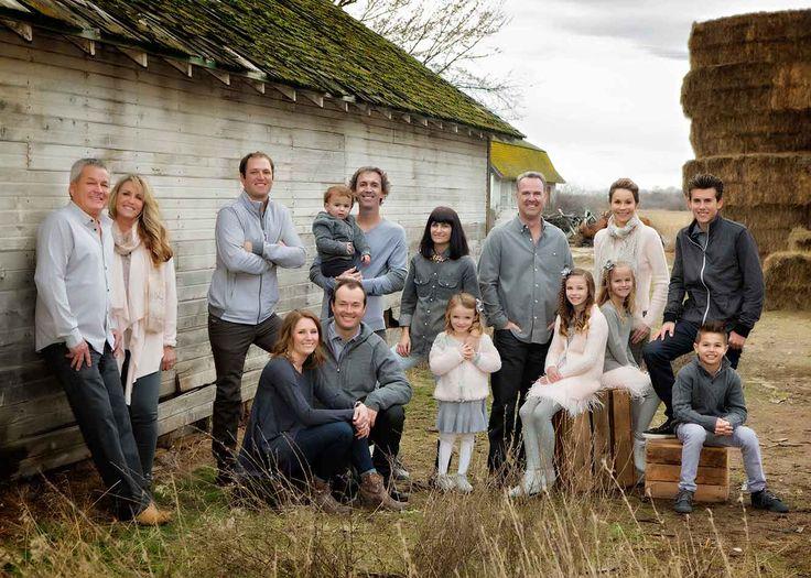 Extended Family Photography Boise | b&b Photography Boise