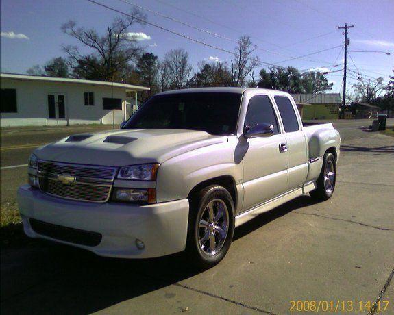 2006 chevy silverado 1500 v8 specs