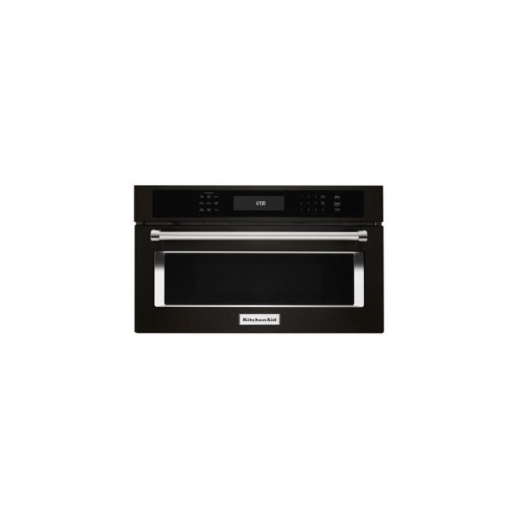 Kitchenaid Kmbp100e 30 Inch Wide 1 4 Cu Ft Built In Microwave With Convection