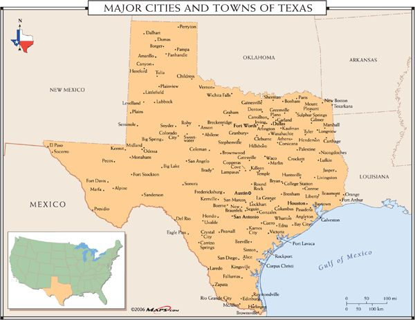 Best Texas Map With Cities Ideas On Pinterest - Texas map of cities and towns