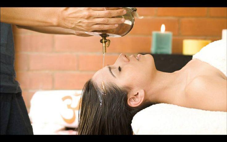 Shirodhara: Relaja tu mente e hidrata tu cabello com finos aceites veqetales, controla tus nervios antes de ese día tan especial: Tu BODA