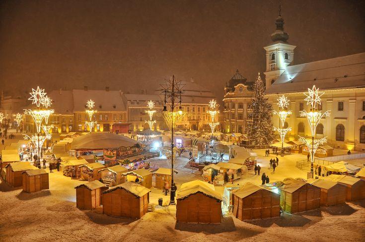 Christmas Fair, Sibiu