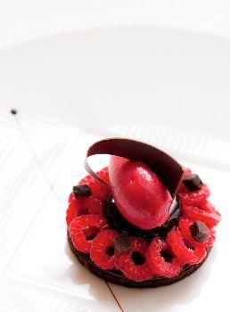 Framboise - chocolat