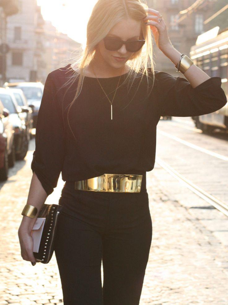 black & gold von e_millner auf STYLIGHT