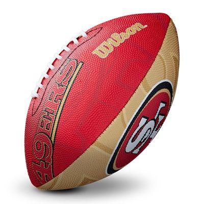 San Francisco 49ers Team Logo Junior Football