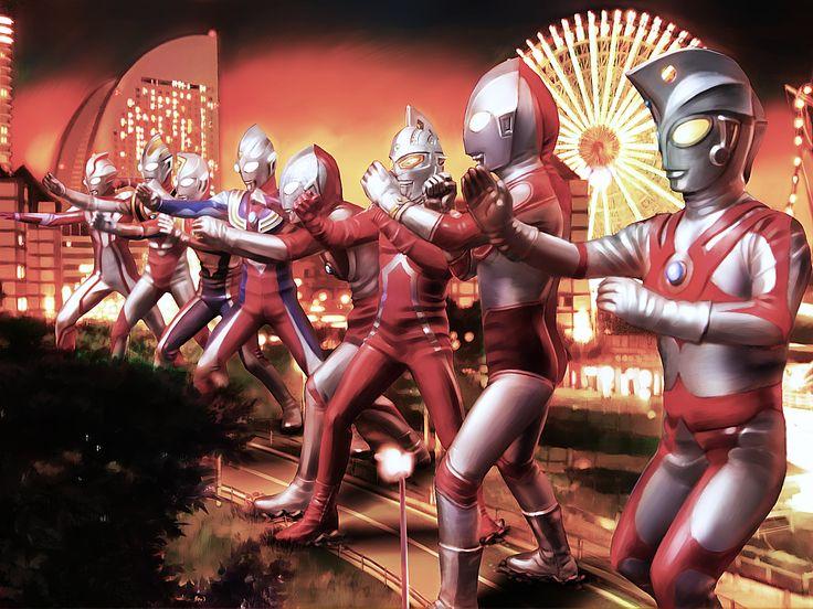 The Ultraman Squad