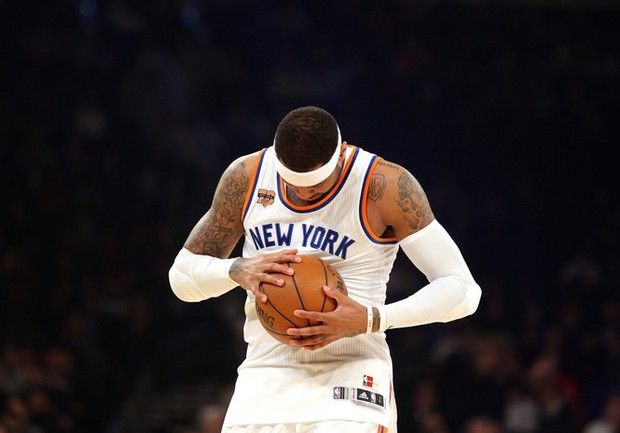 NBA trade rumors: Knicks keeping Carmelo Anthony over taking Rockets offer? - NJ.com