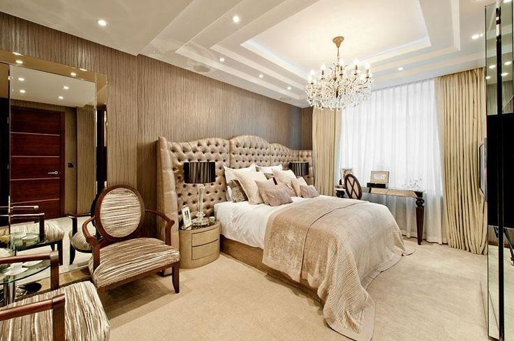 15 Luxury Master Bedroom Designs i like how most of