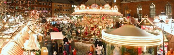 3 Tage Lichterglanz, Glühwein und Lebkuchen auf dem Nürnberger Christkindlmarkt