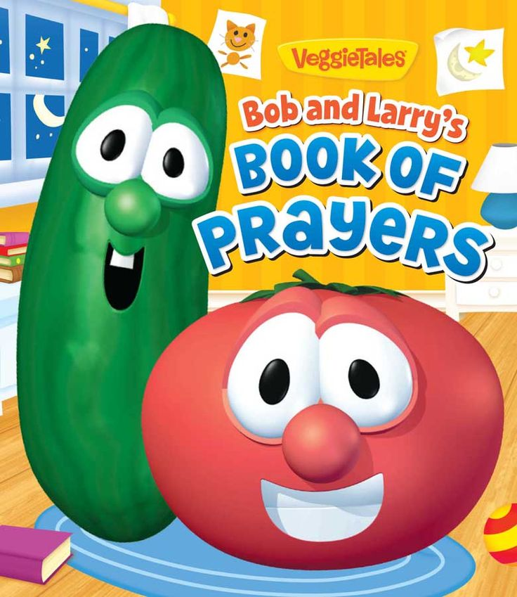 Bob and larrys book of prayers a padded board book of