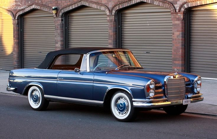 1964 mercedes 300se w112 automatic classic mercedes w111 for Mercedes benz 300se for sale