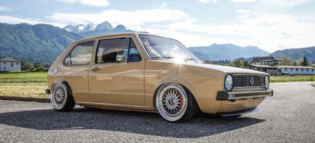 VW Golf 1 G60-Tuning : Opa-Auto mit 240 PS: Mehr als nur eine G-Hilfe (Cool Cars Stuff)