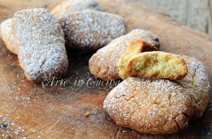 Fave dei morti biscotti facili e veloci
