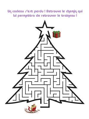 Labyrinthe de Noel 3