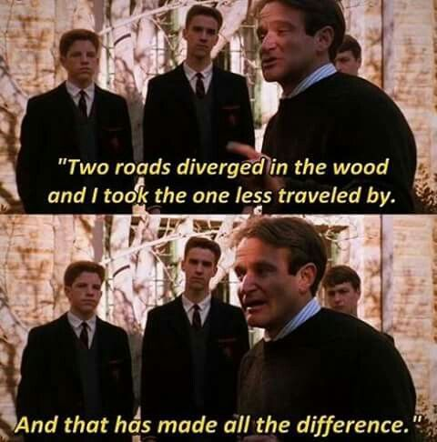 the role of mr keating to neils death in the movie dead poets society Dead poets society is a collection of pious platitudes  his death would have had a greater impact for me  the society was founded by keating when he was.