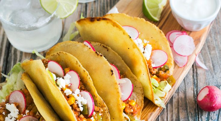 Sapete leccarvi le dita in messicano? Proveteci con queste ricetta per fare i Tacos!