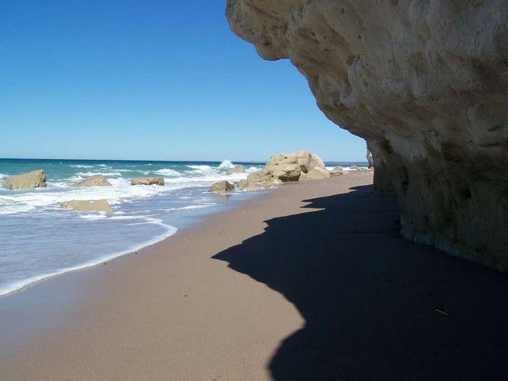 Playa Las grutas, Rio Negro