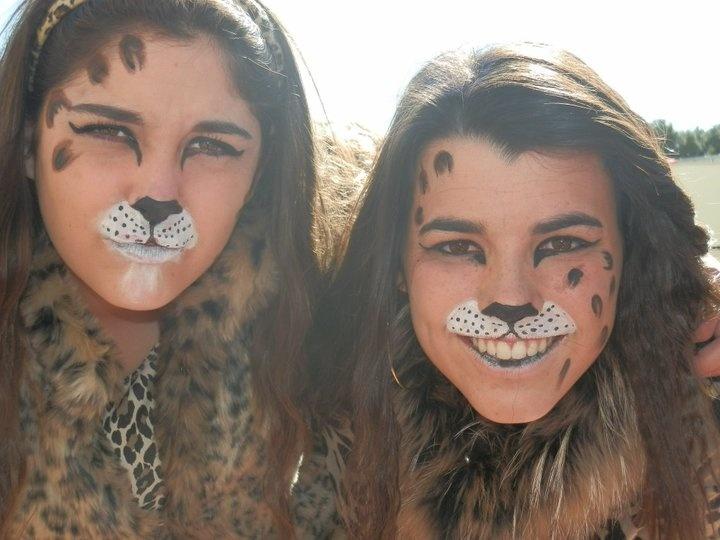 Otro disfraz muy sencillo es el de leopardo lo unico que - Disfraces carnaval original ...