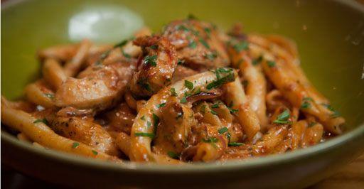 Strozzapreti Chicken | Recipe | Paul Ainsworth | Chef