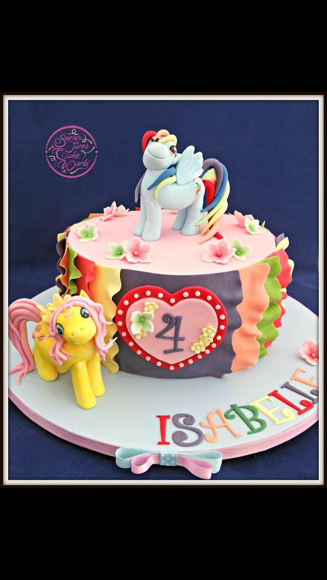 ... My Little pony cake on Pinterest  Little pony cake, My little pony