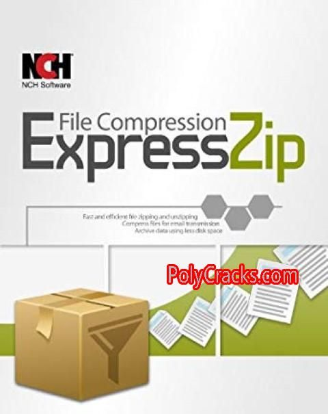 express zip file compression software download