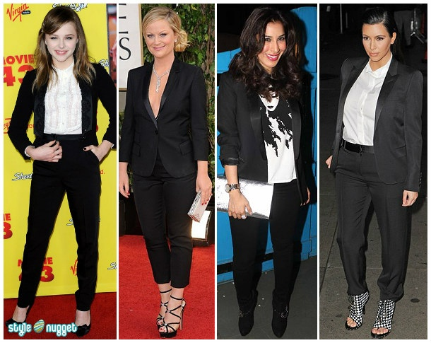 Trend Alert - Modern & Chic Pant Suits For Women