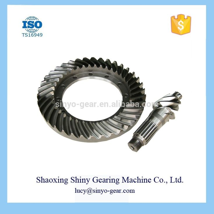Customized reduction toyota engine parts bevel gear