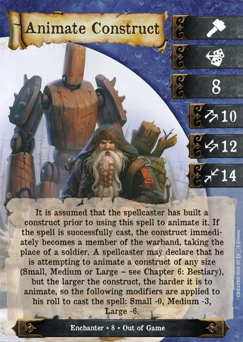 The other Frostgrave Spell Cards thread - 10/09: A farewell to cards - Page3