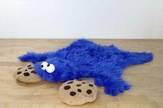 Cómo hacer un tapete de monstruo come galletas ~ Mimundomanual