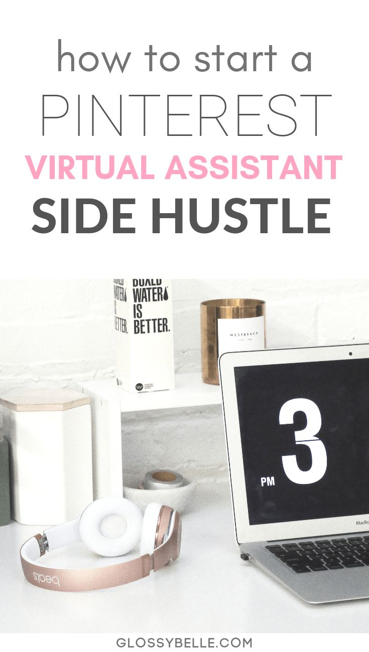 How To Start A Side Hustle As A Pinterest Virtual Assistant And Make $1,000+ A Month – Business