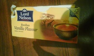 Cosmetics & Life: Review: Ceaiul Rooibos cu vanilie de la Lord Nelso...